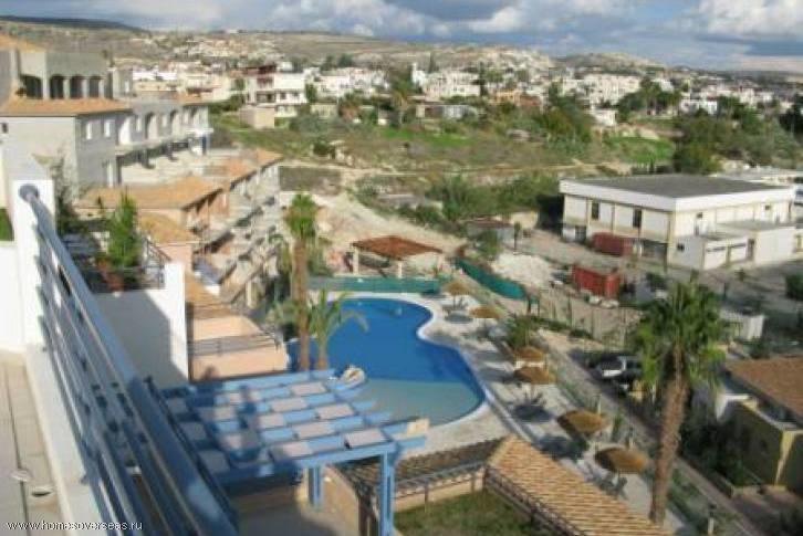 Залоговая недвижимость в деревне на кипре