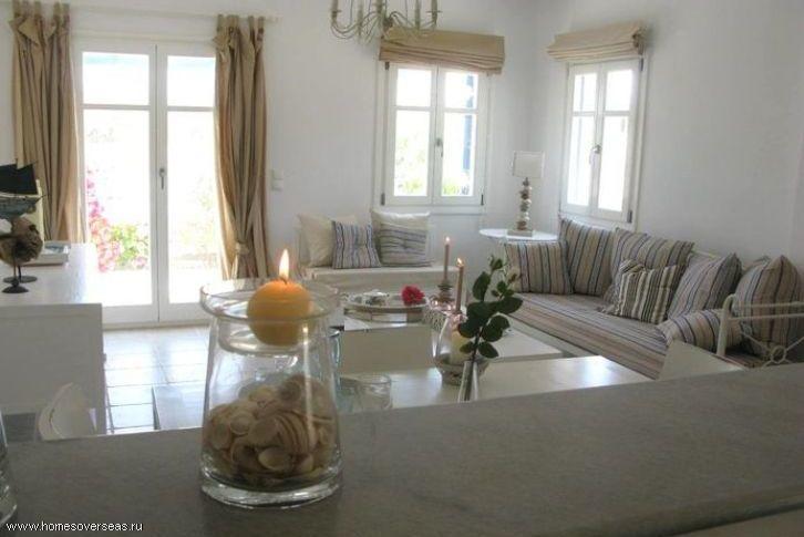 Недвижимость в Парос квартиру
