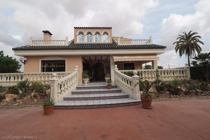 недвижимость в эльче испания