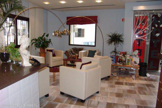 Недвижимость в испании отель