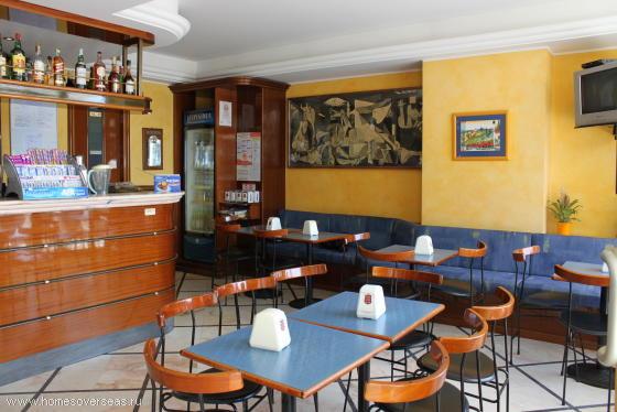 Vendita del ristorante in riva al mare in Maramme