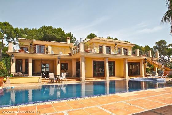 Виллы и дома в испании купить недорого