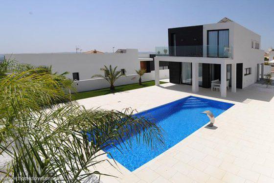 Недвижимость в испании в городе