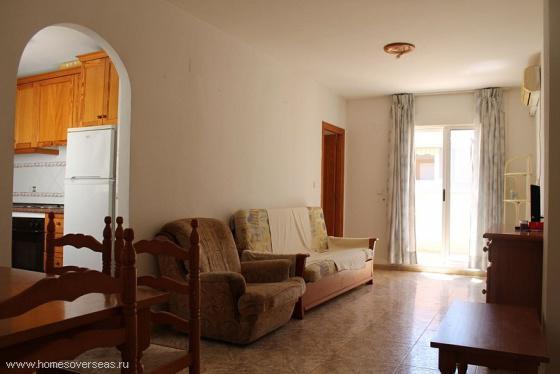 Квартира дешевая в испании