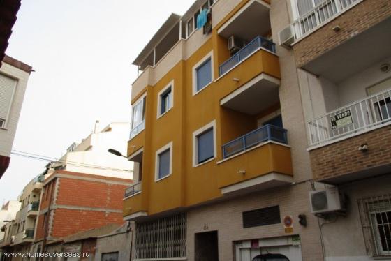 Продам квартиру от банка в испании
