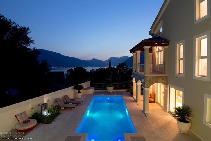 Дома и квартиры в черногории купить цены