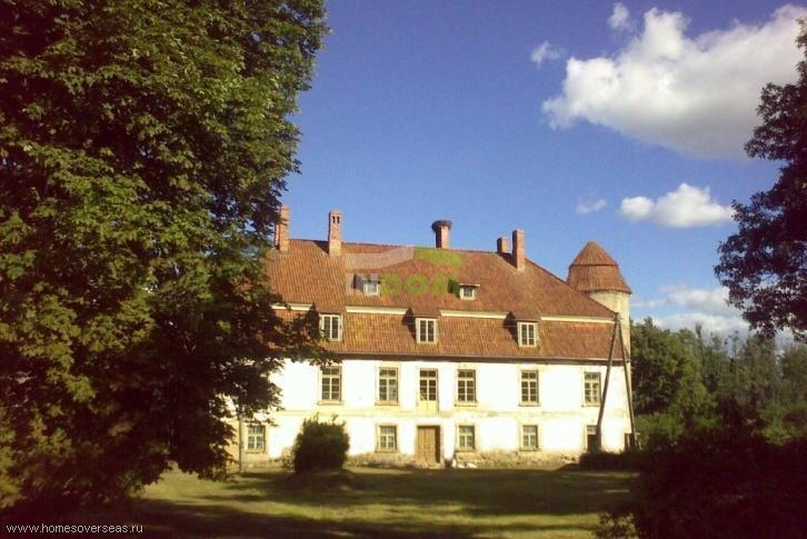 Купить латвия замок