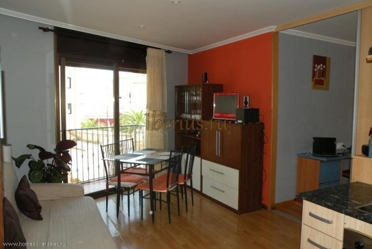 Двухуровневая квартира в испании
