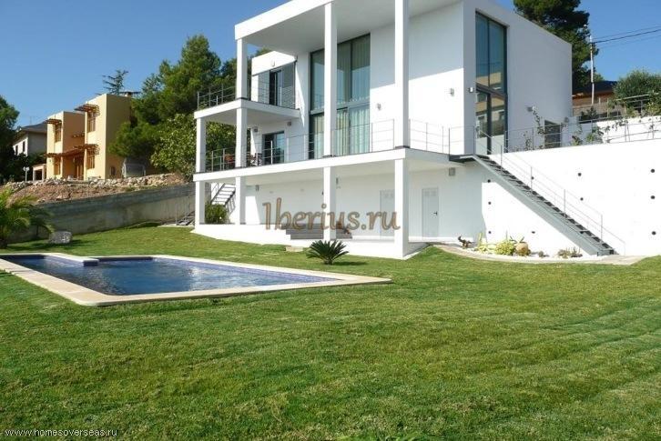 Купить дом в валенсии испания на берегу