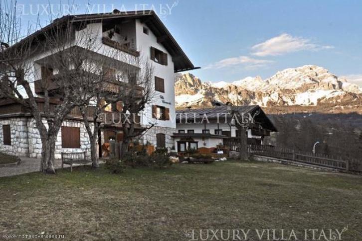 Affittare una villa a Cortina dAmpetstso sulla spiaggia a basso costo