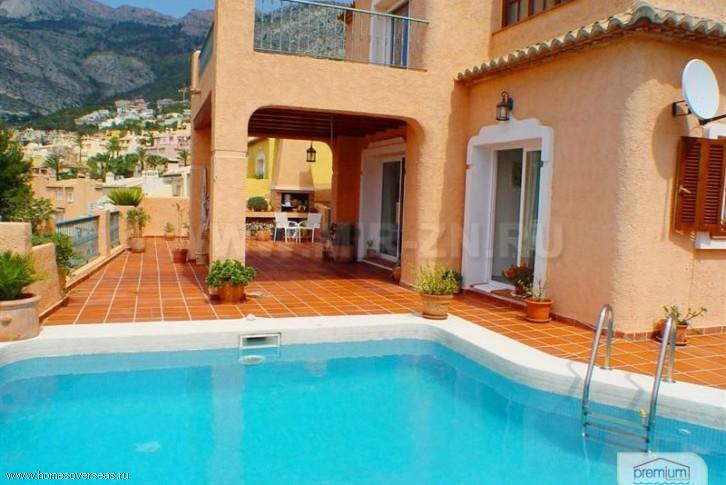 Продажа жилья испании