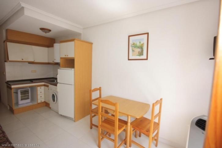 Испании квартиры студии