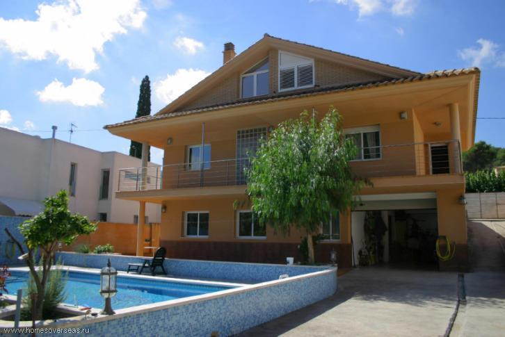 Дом в испании купить барселона