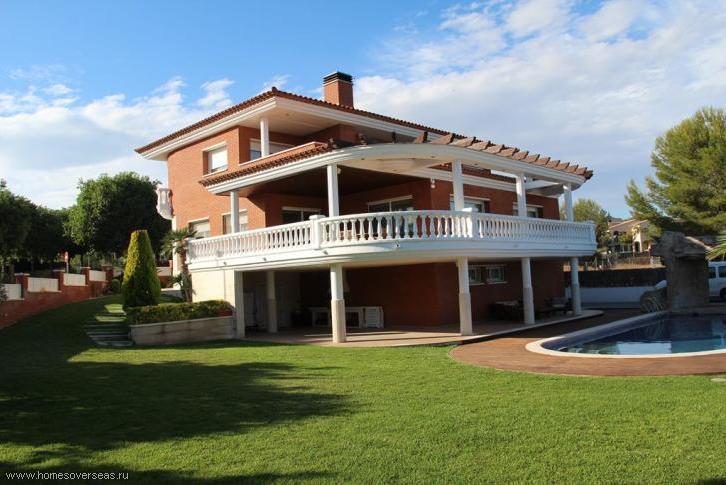 Купить дом или виллу в испании