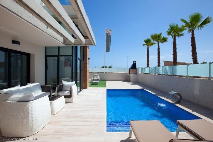 Недвижимость в испании коста-бланка