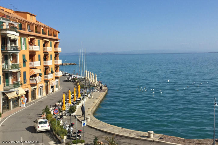 Property house in Grosseto near the sea at low cost in rubles