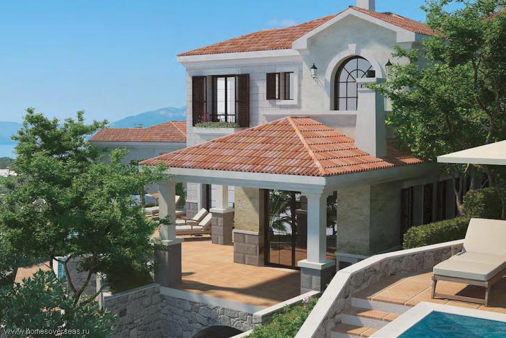 Вилла в черногории купить