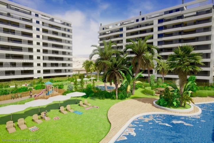 Недвижимость в испании пунта прима