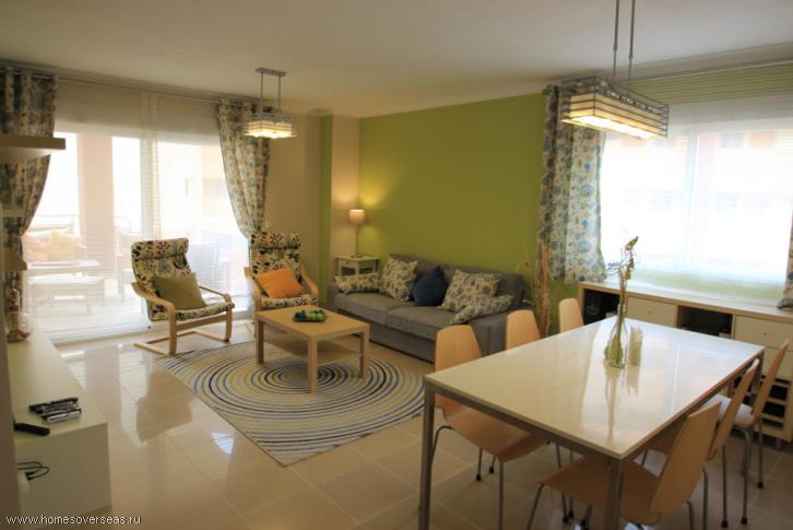 Купить квартиру испании