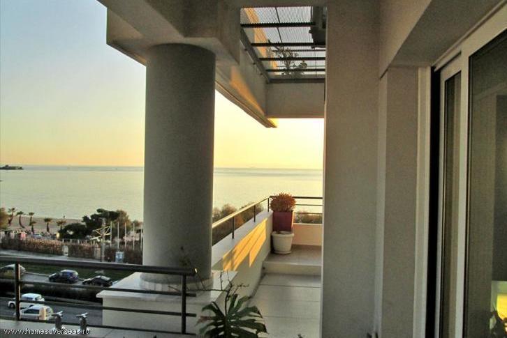 Апартаменты афины у моря