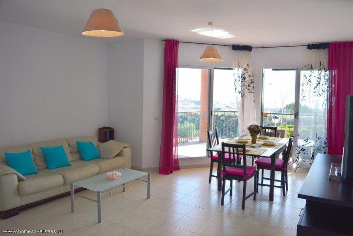 Аренда квартиры малага испания
