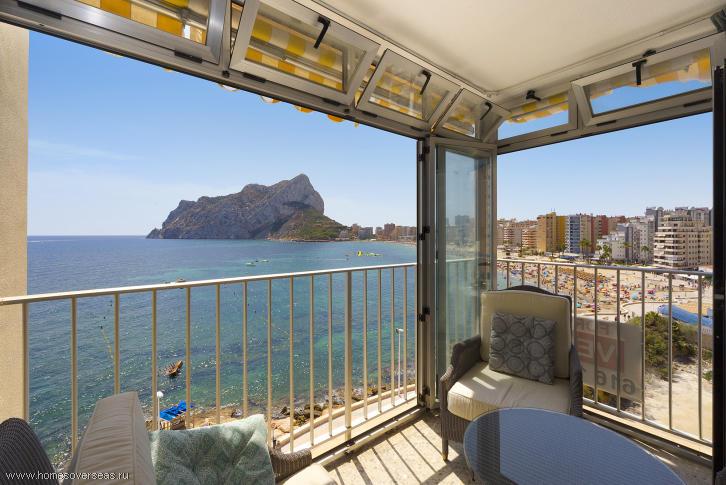 База недвижимости испания