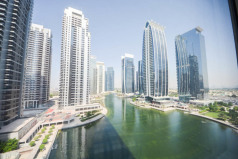 Квартира             в Jumeirah Lakes Towers, ОАЭ