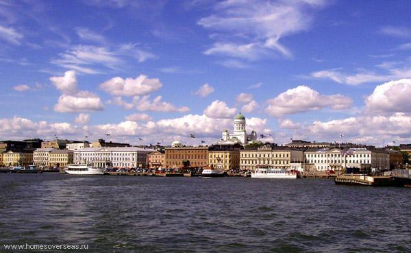Хельсинки: снять квартиру или комнату в аренду посуточно