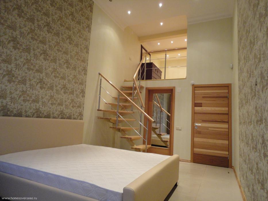 2 х уровневые квартиры фото