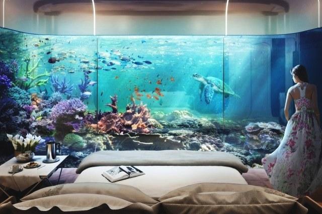 Дом под водой в дубае аренда квартиры в дубае на месяц недорого