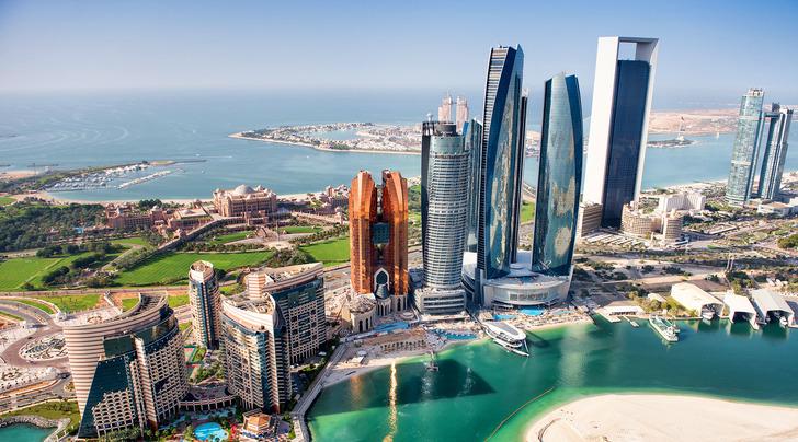Недвижимость в оаэ налоги квартиры Дубай Маравах