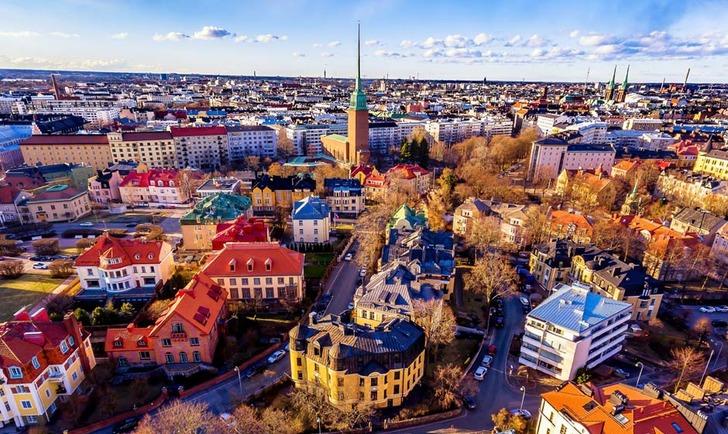 Получить ВНЖ Финляндии