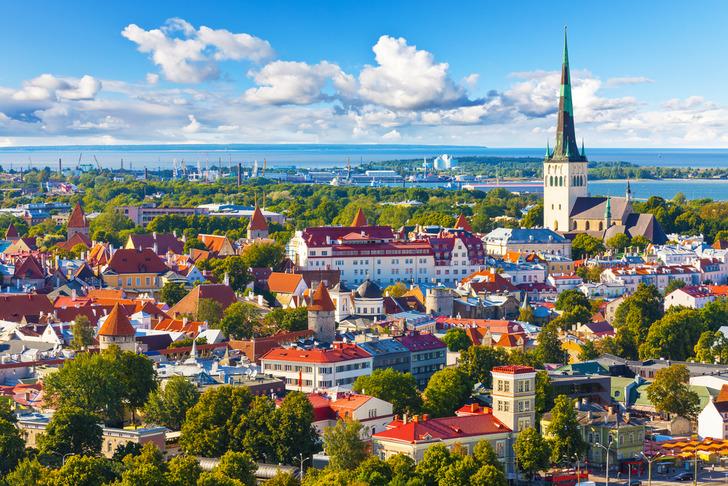 Эстония вид на жительство покупка недвижимости аренда виллы дения цена