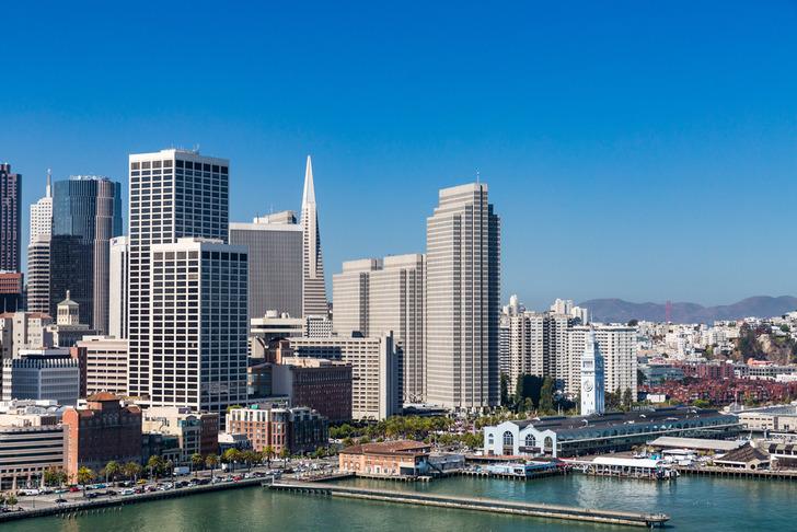 Калифорния цены на недвижимость вренда авто в оаэ