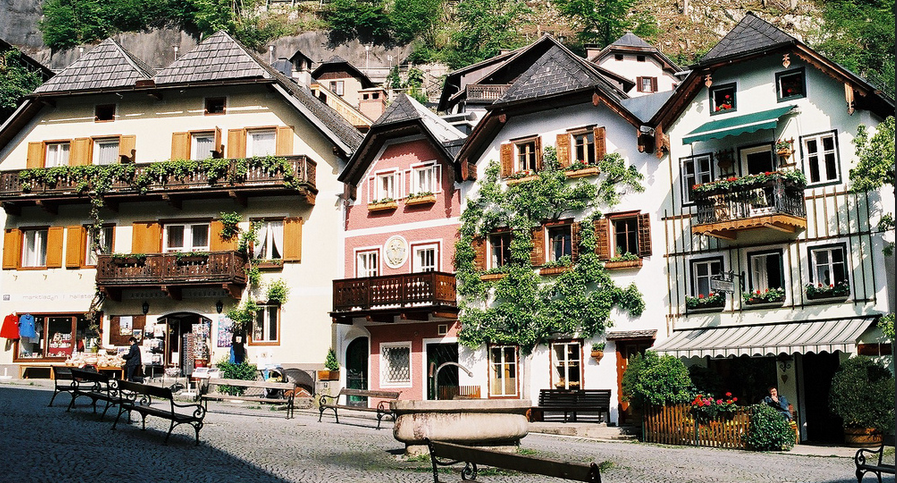Жилье в австрии купить дом в греции на берегу моря дешево