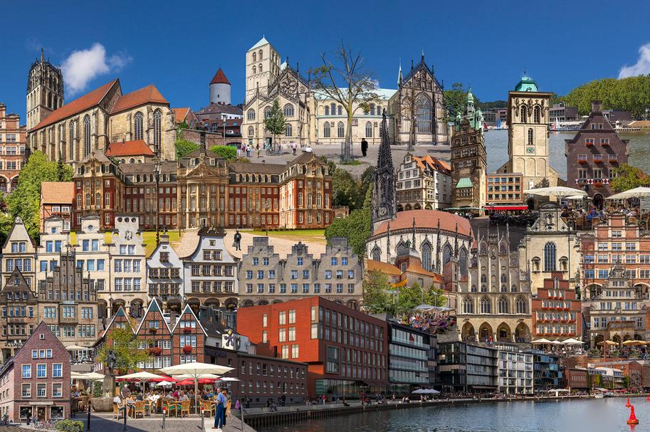 Города германии стоимость проживание