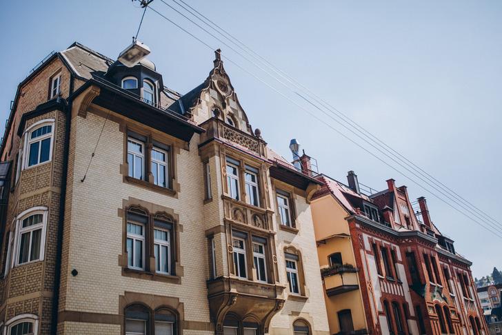 Покупка недвижимости в германии внж прага жилье