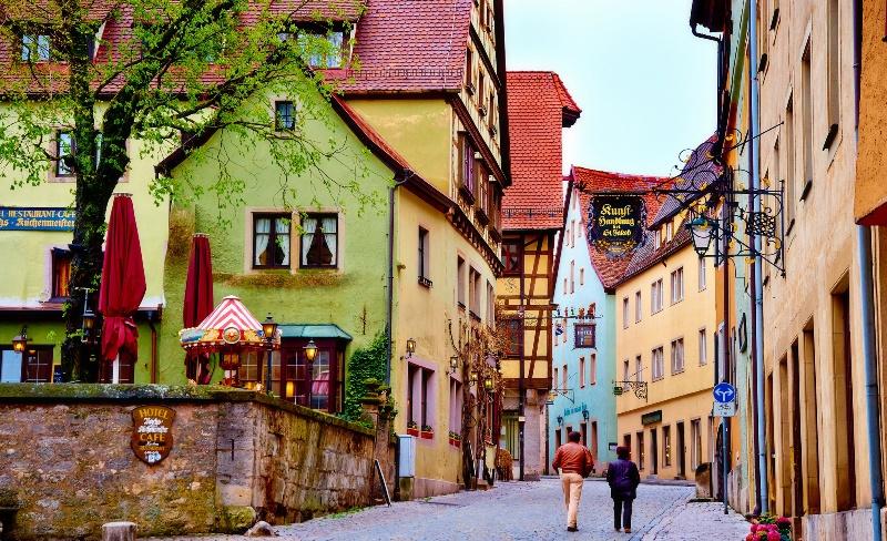Налоги на недвижимость германия дом франция