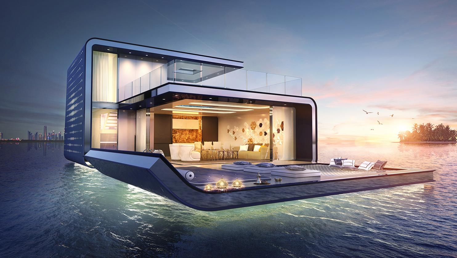 Домик в дубае на море продажа недвижимости в торревьехе