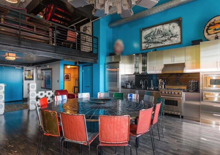 Джонни Депп реализует собственный огромный пентхаус вЛос-Анджелесе