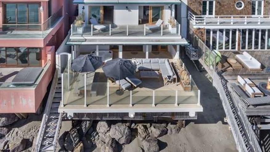 Леонардо диКаприо реализует собственный особняк вМалибу за11 млн долларов