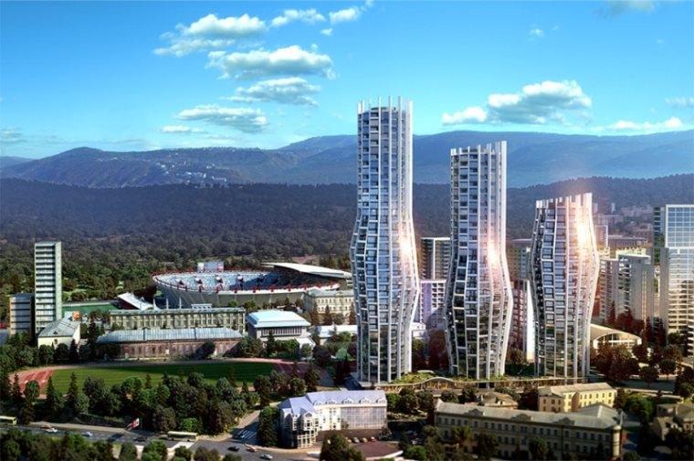 Перспективы коммерческой недвижимости в 2020 году грузии тбилиси