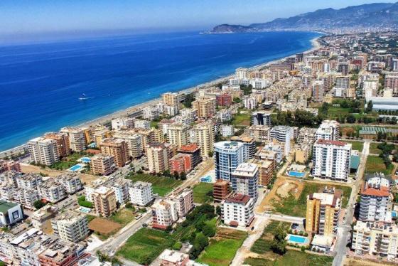 Махмутлар - самое популярное направление в Алании для покупки недвижимости